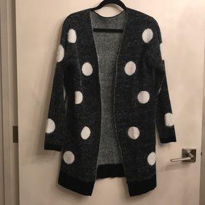 Sweaters - Polka dot sweater